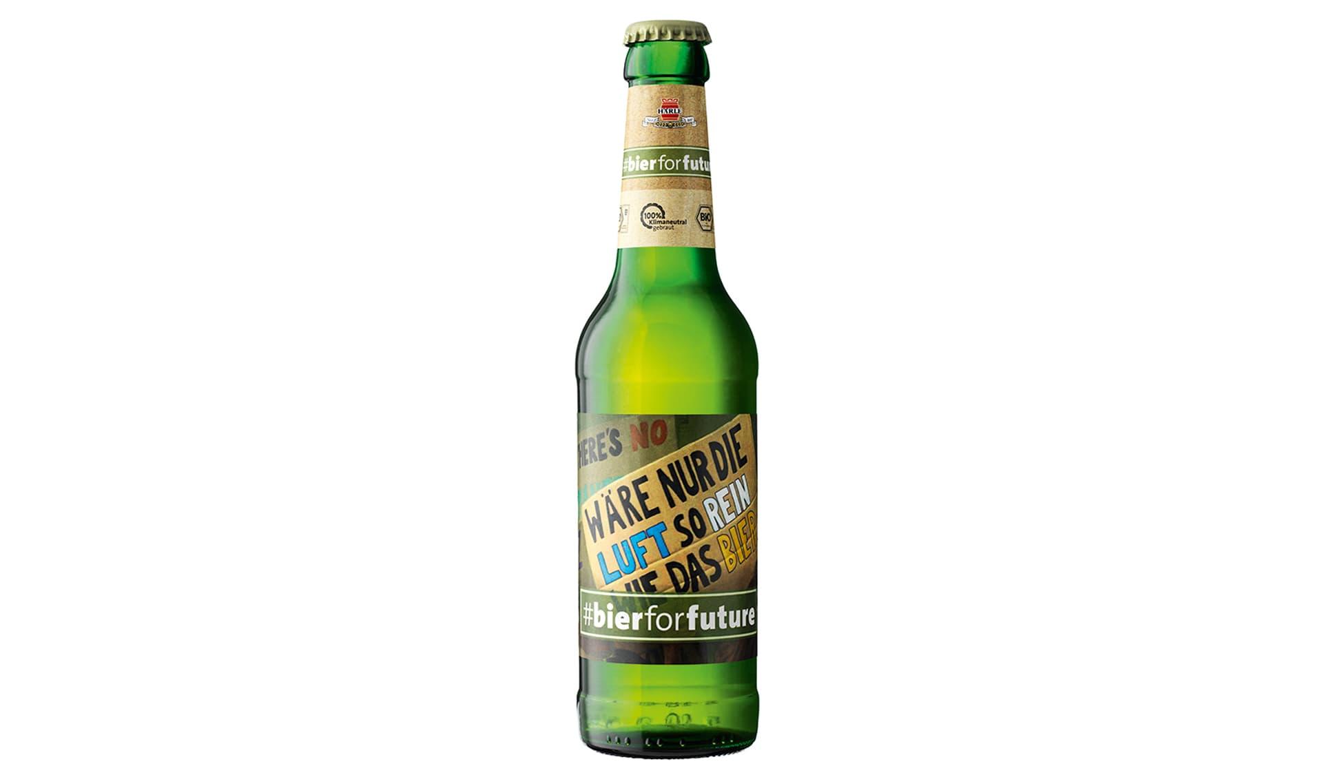 Brauerei Clemens Härle Bierforfuture (www.haerle.de)