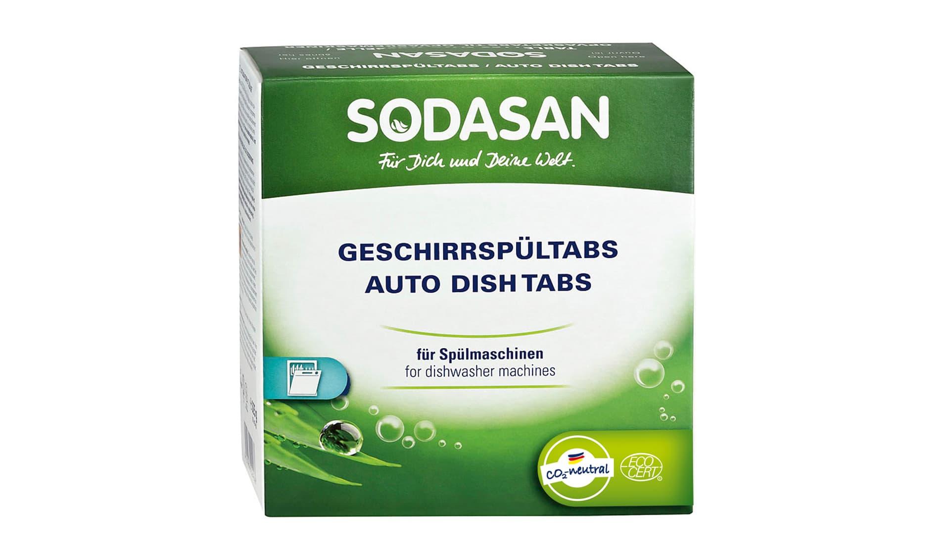 Sodasan Geschirrspültabs (www.sodasan.com)