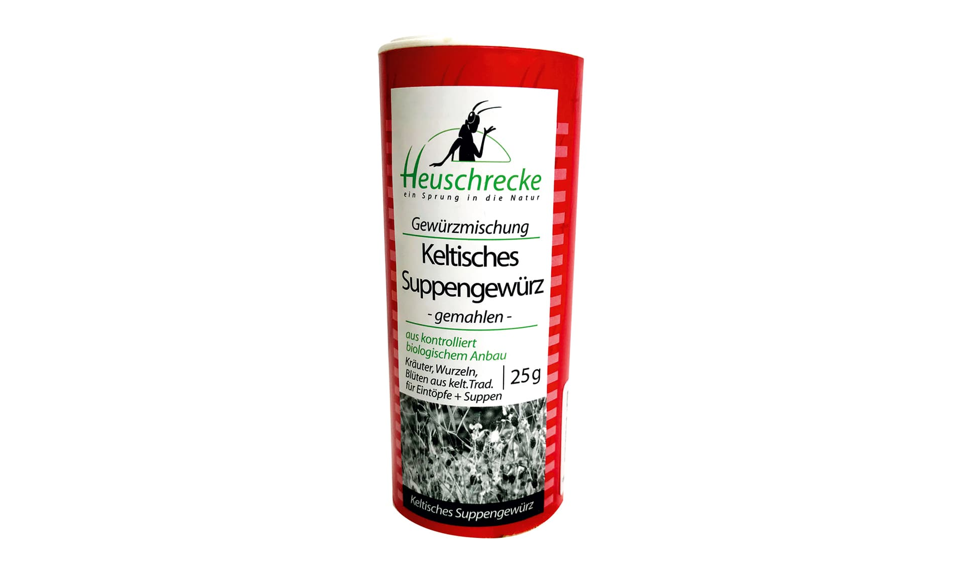 Heuschrecke Naturkost Keltisches Suppengewürz (www.heuschrecke.com)