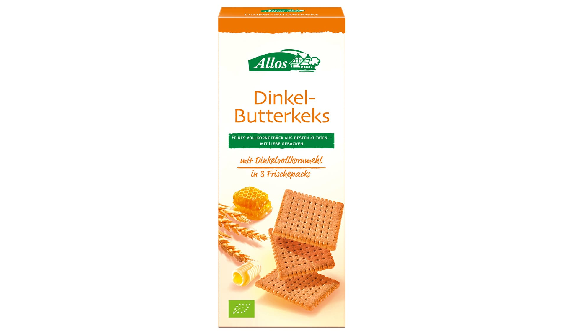 Allos Dinkel-Butterkeks (www.allos.de)