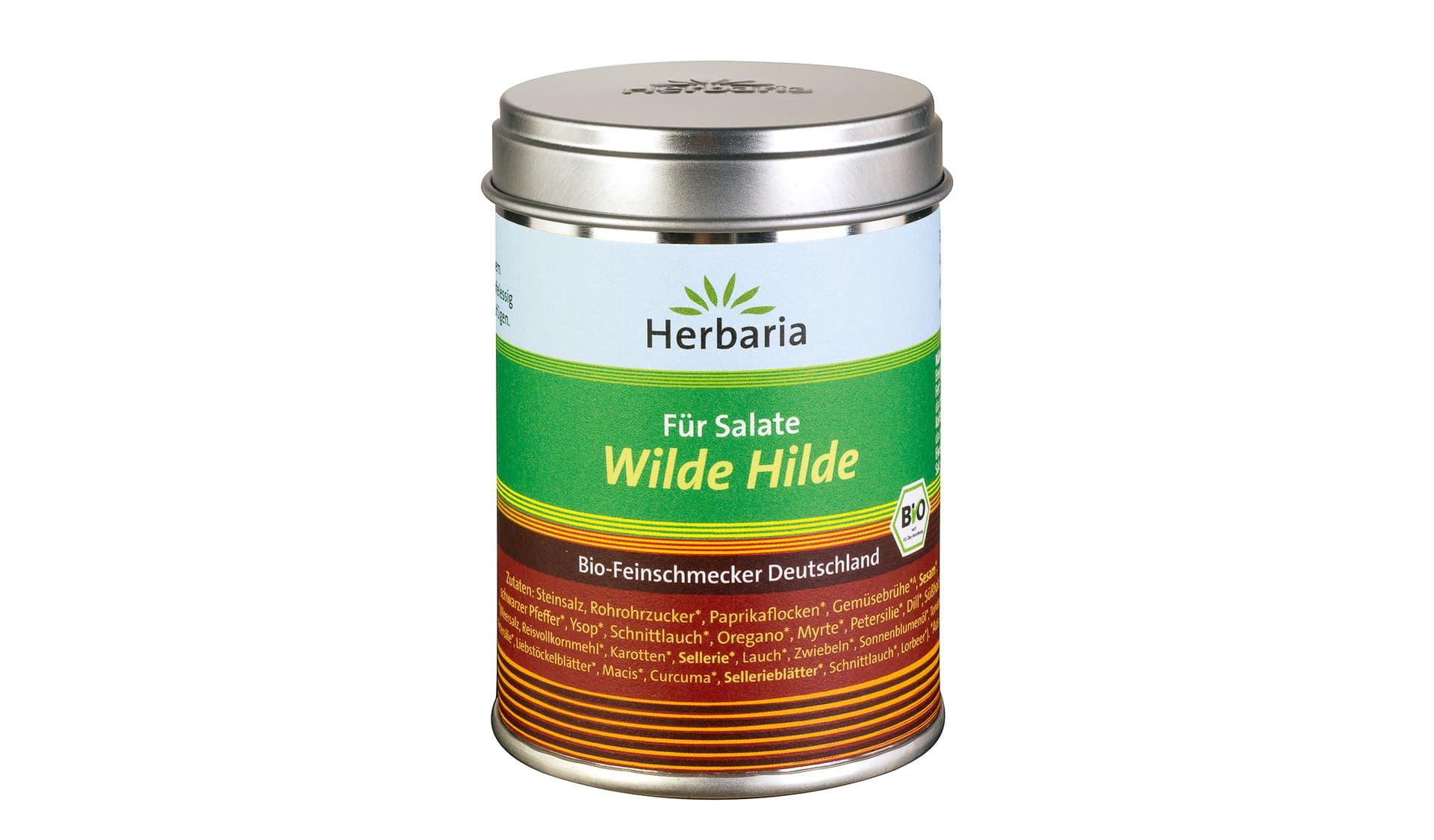 Herbaria Wilde Hilde für Salate (www.herbaria.de)