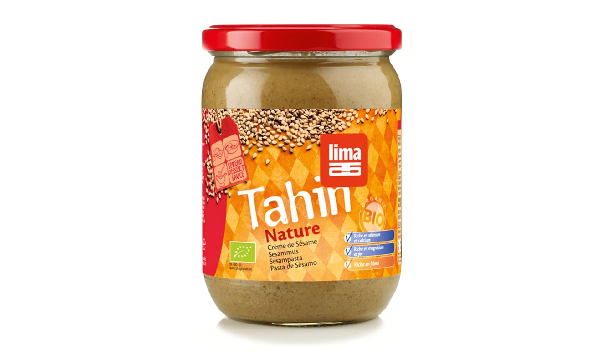 Lima Tahin natur (www.limafood.com)
