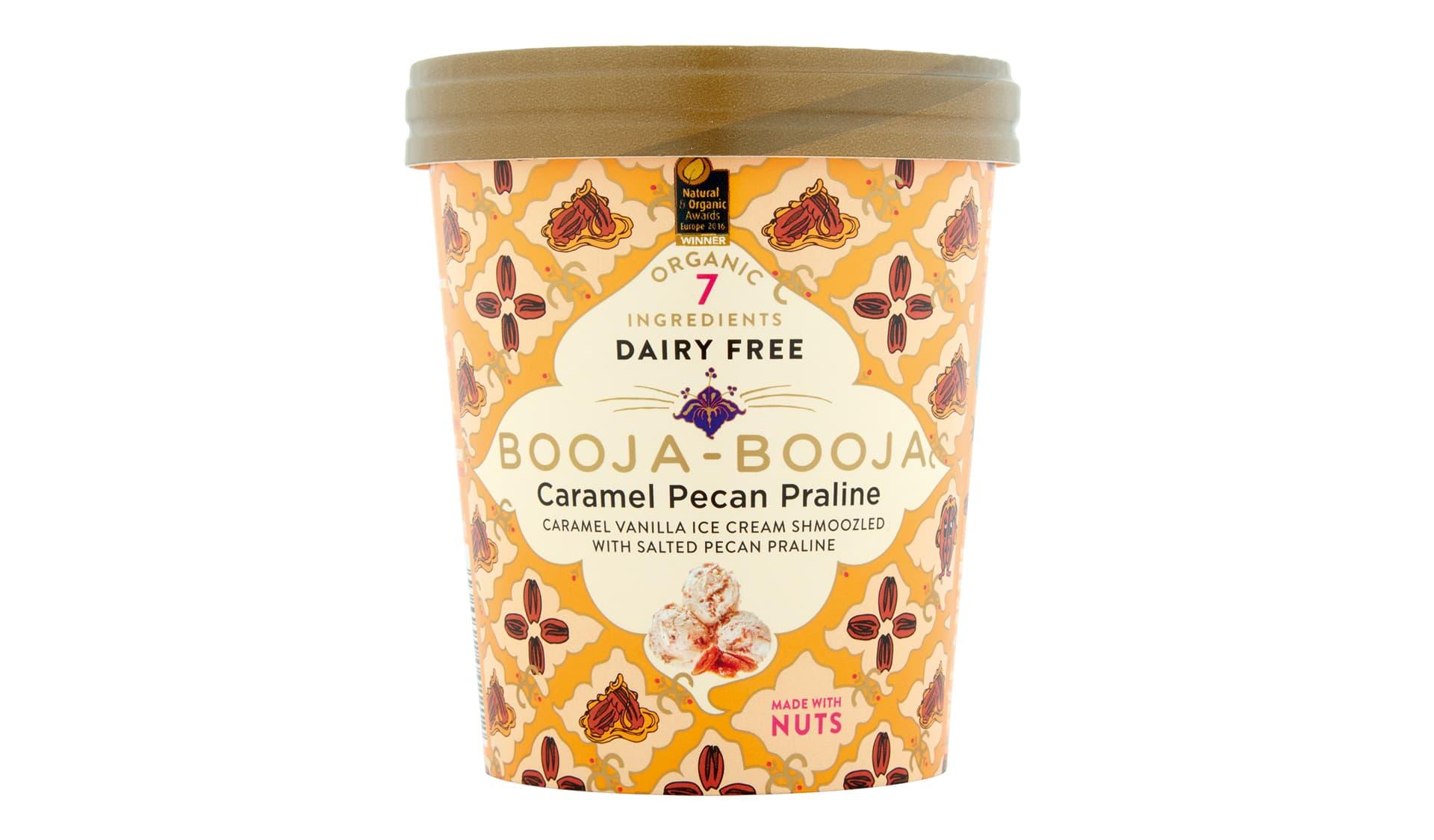 Booja-Booja Caramel Pecan Praline (www.boojabooja.de)