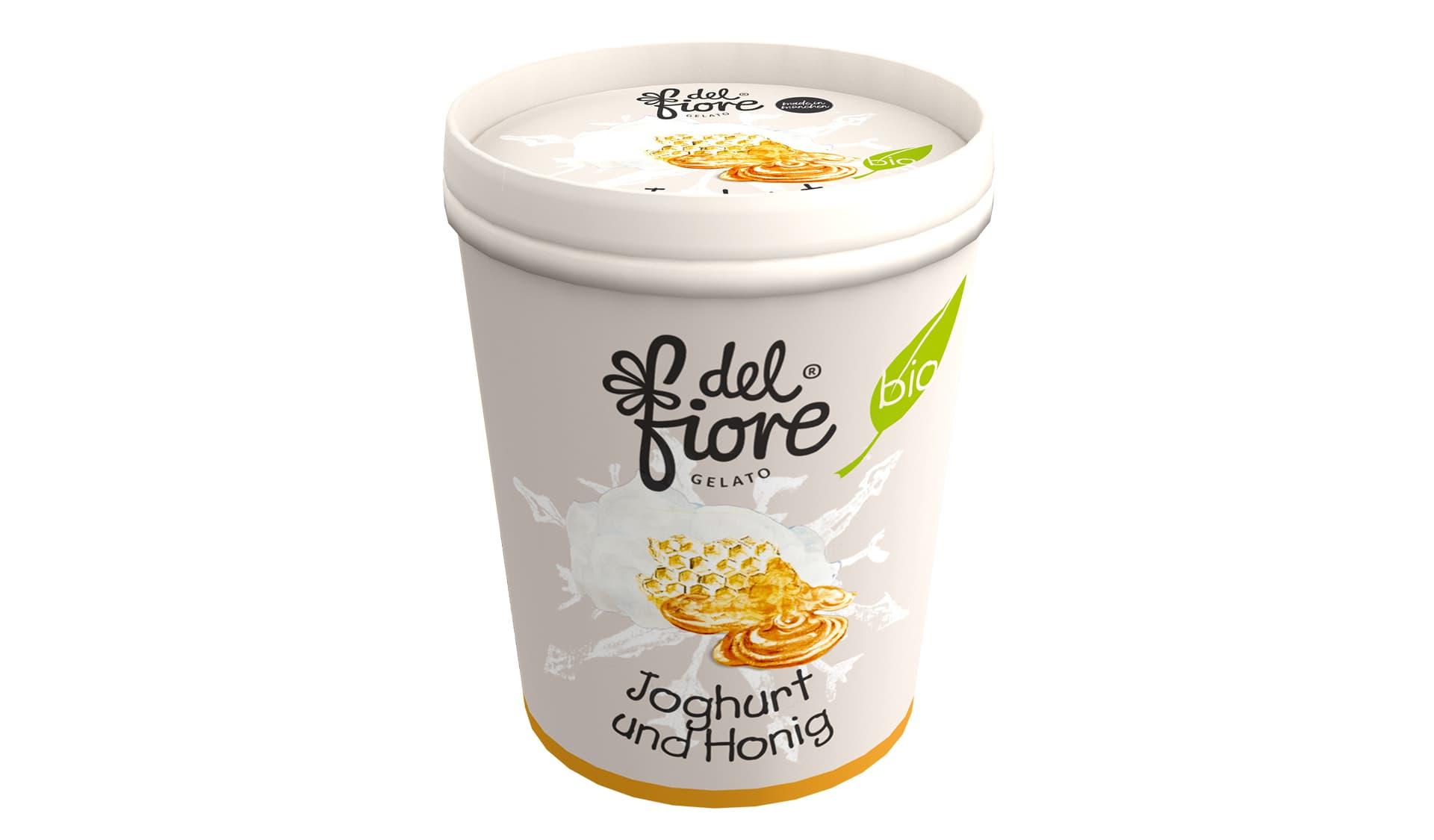 Del Fiore Joghurt und Honig (www.delfiore.de)