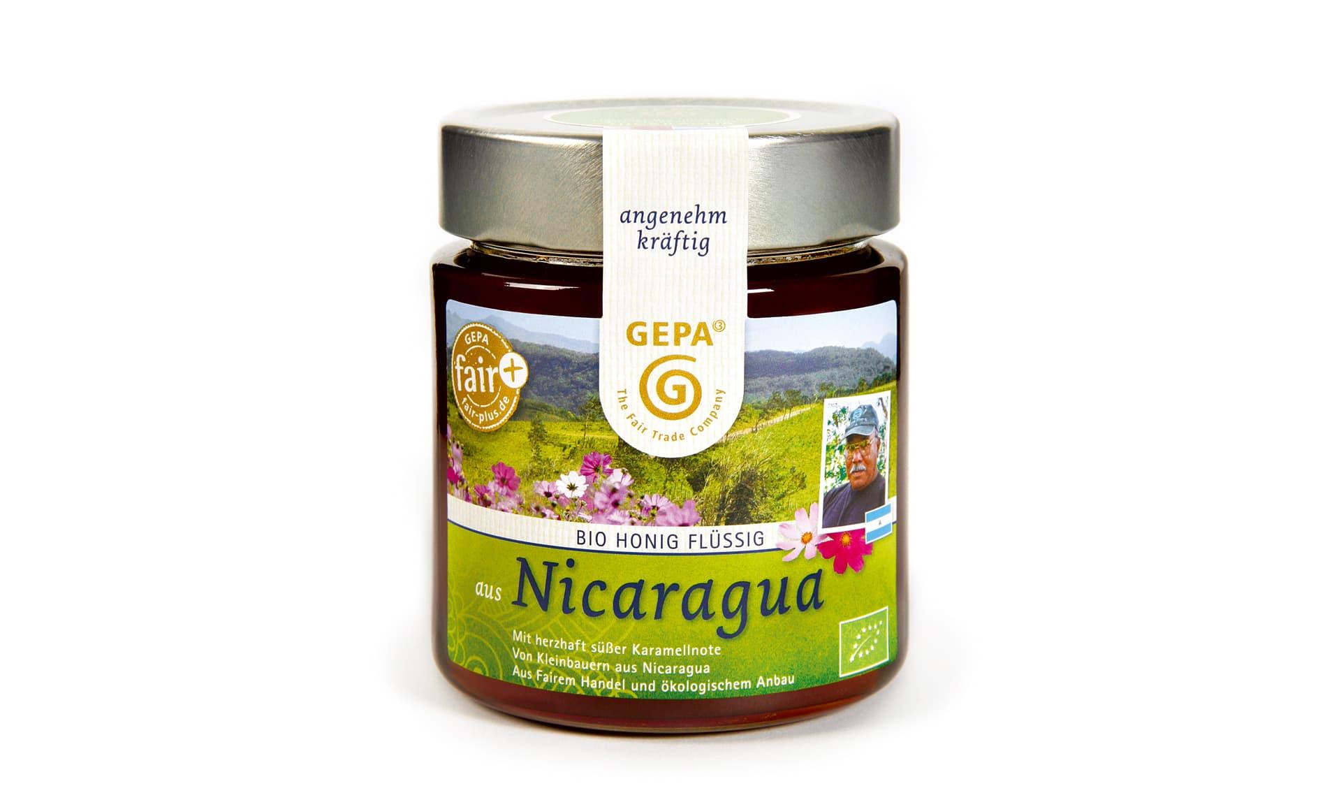 Gepa Nicaragua Honig (www.gepa.de)