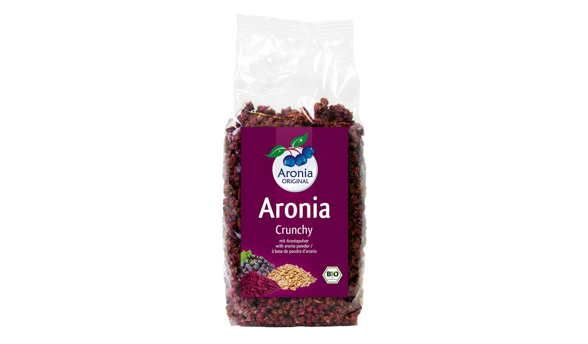 Aronia Original (www.aronia-original.de) Aronia Crunchy