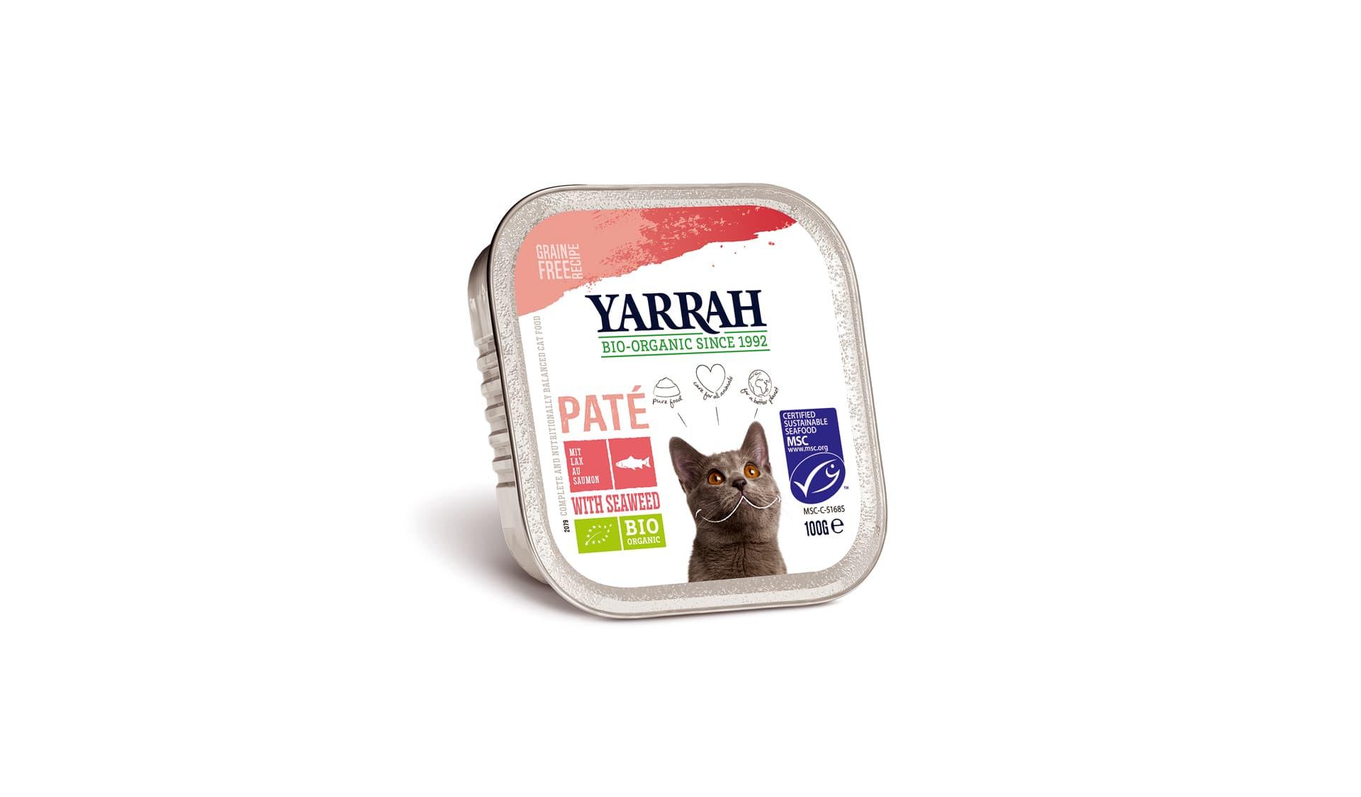Yarrah (www.yarrah.com/de) Paté White Seaweed