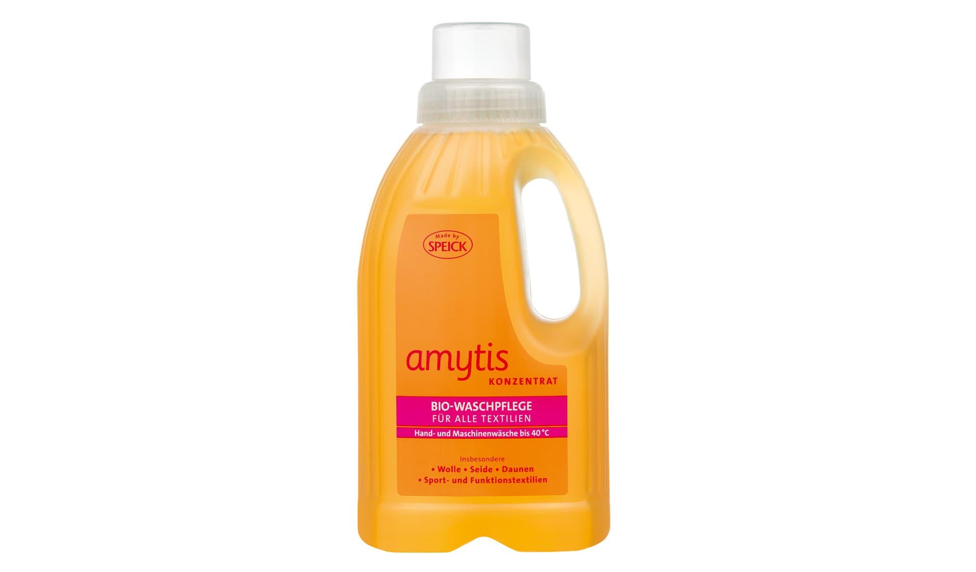 Speick (www.speick.de) Amytis Bio-Waschpflege