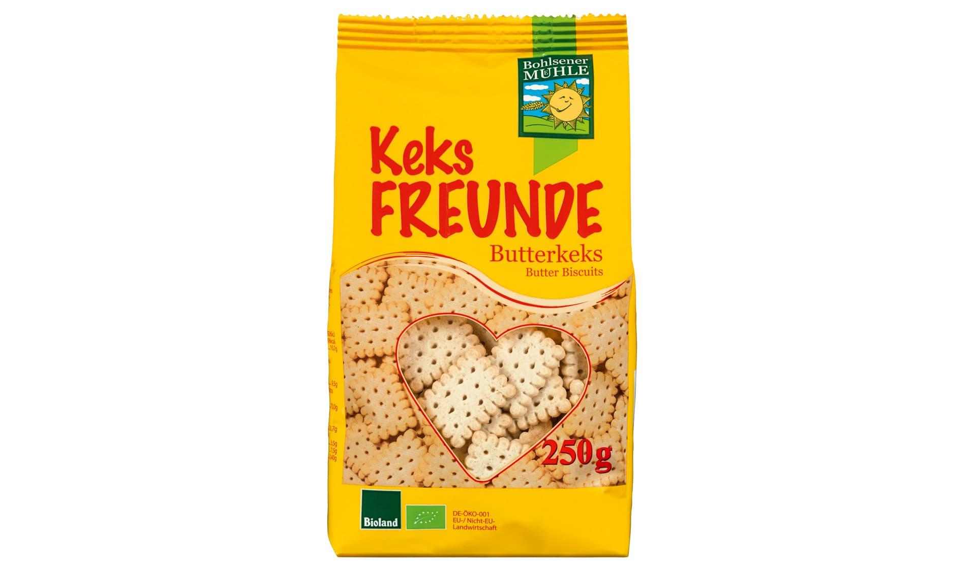 Bohlsener Mühle Keks Freunde Butterkeks (www.bohlsener-muehle.de)