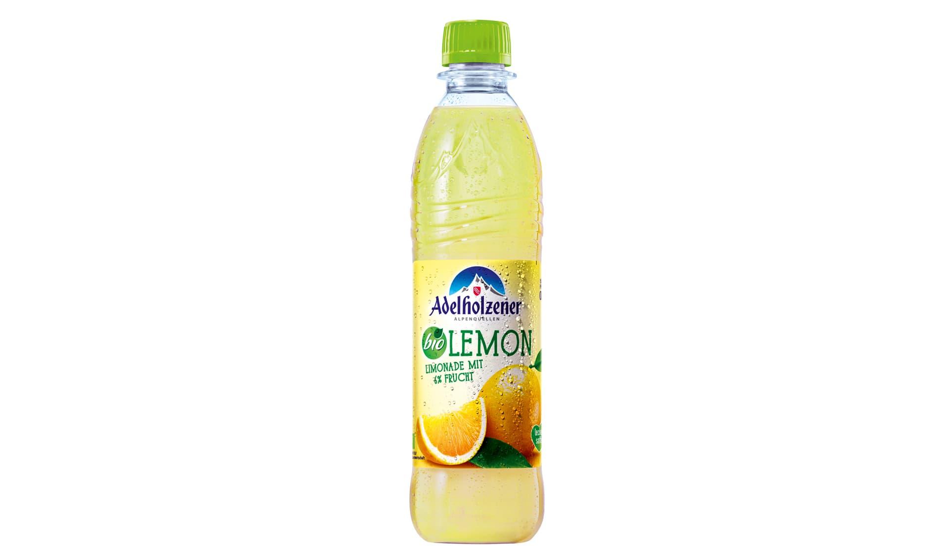 Adelholzener bio Lemon (www.adelholzener.de)