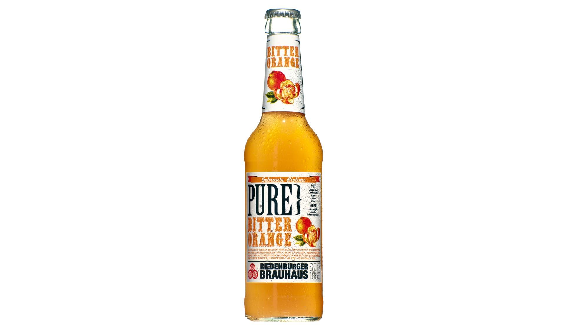 Riedenburger Pure Bitter Orange (www.riedenburger.de)