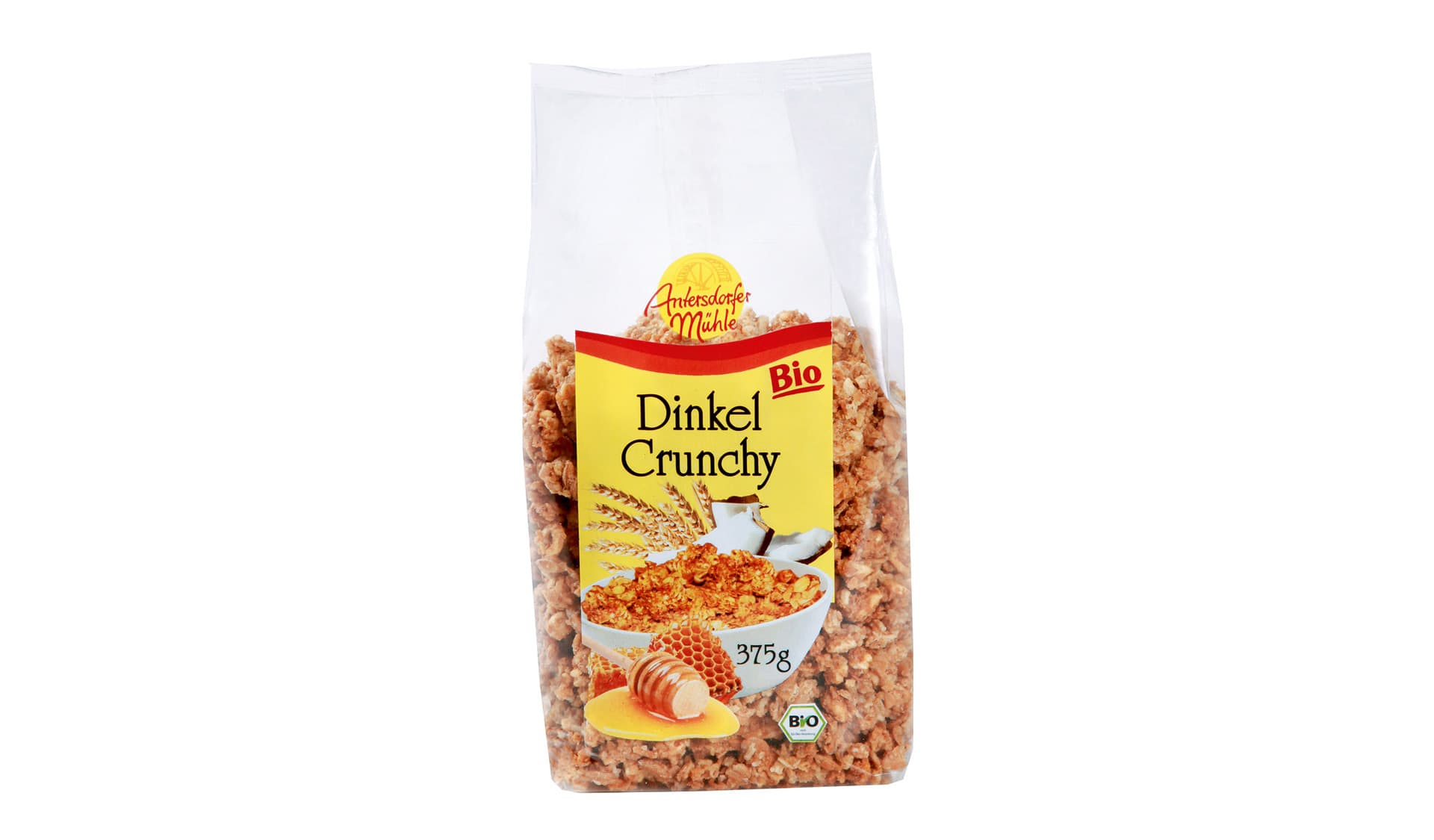 Antersdorfer Mühle (www.antersdorfer.bio) Dinkel Crunchy