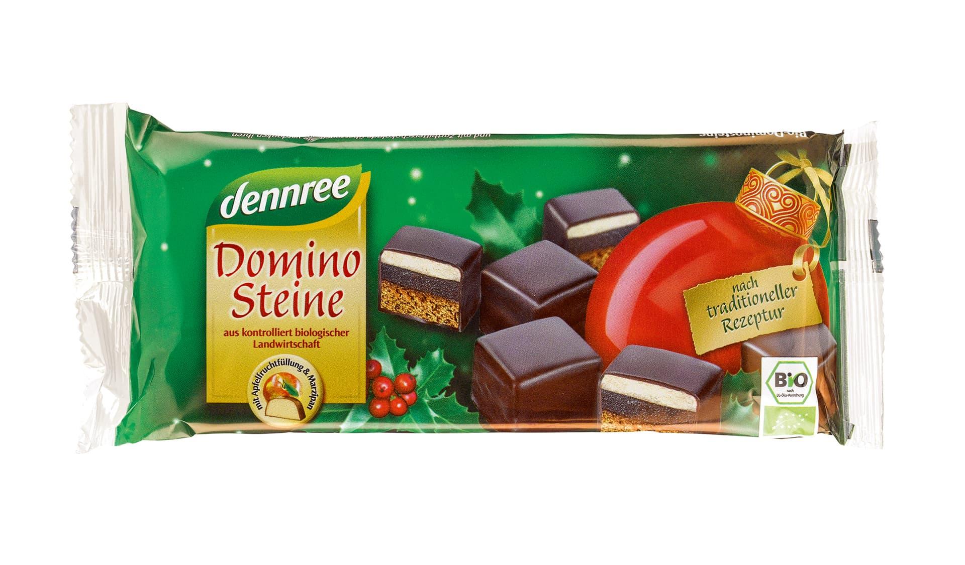 Dennree Dominosteine (www.dennree.de)