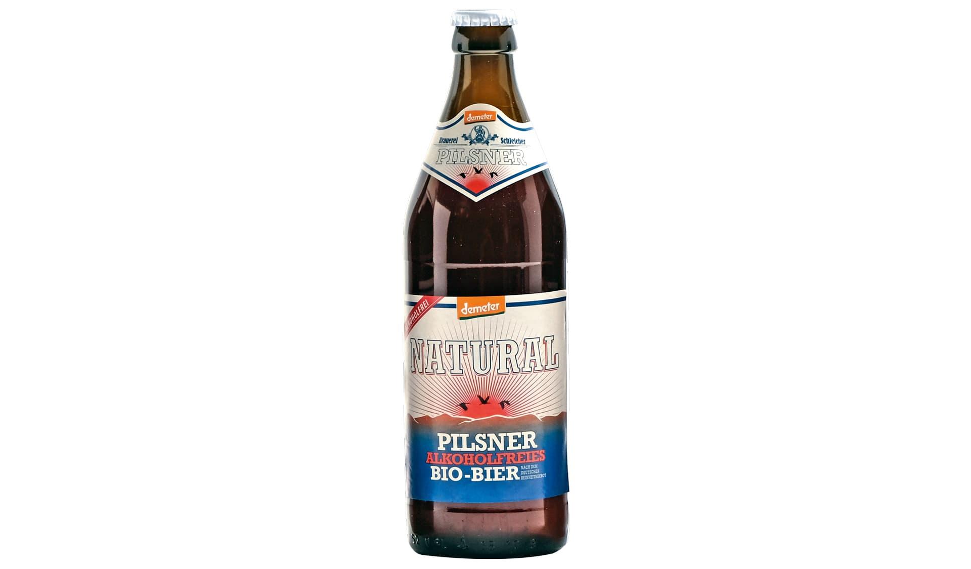 Brauerei Schleicher Demeter-Bier (www.schleicher-natural.de)