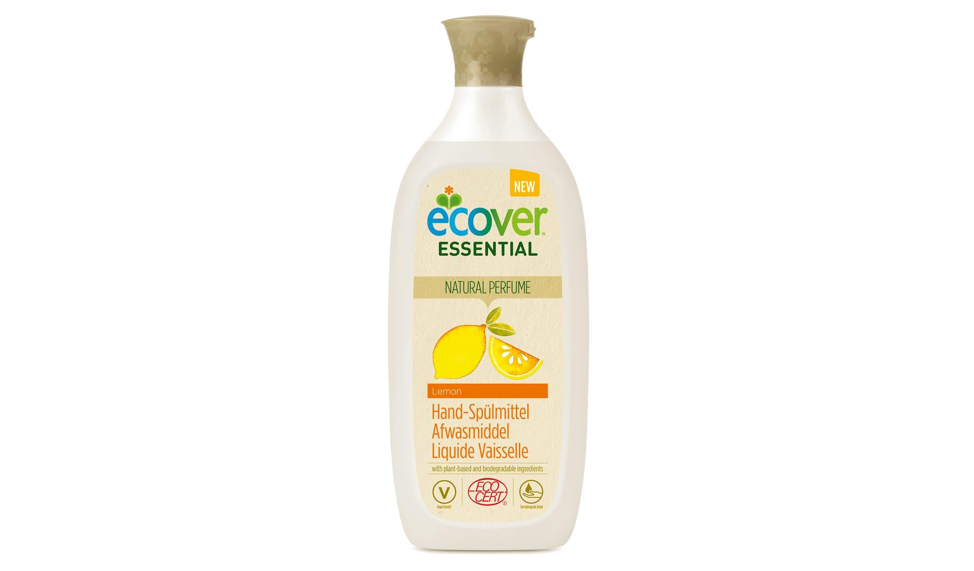 Ecover Essential Hand-Spülmittel Lemon (www.ecover.de)
