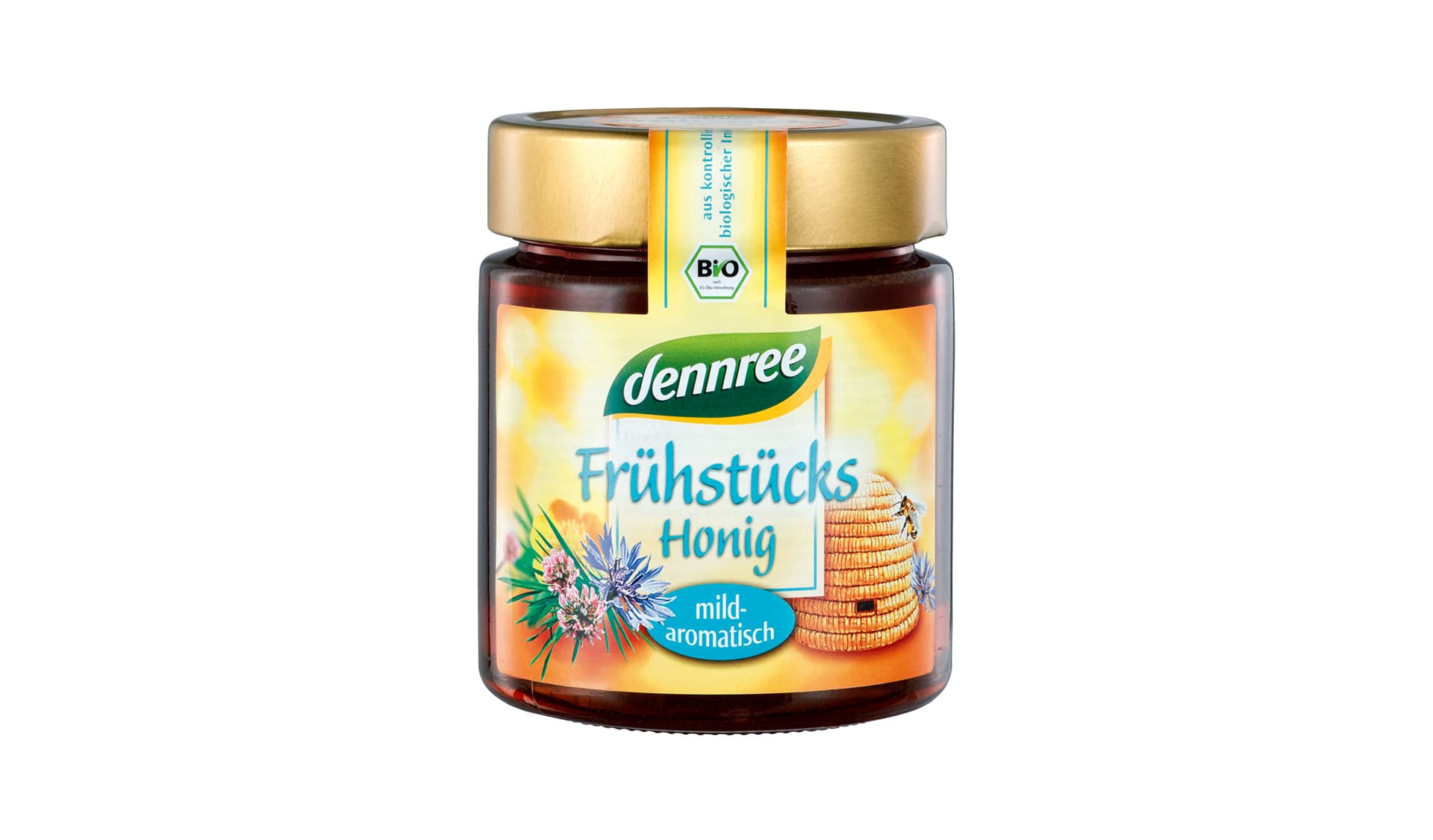 Dennree Frühstückshonig (www.dennree.de)