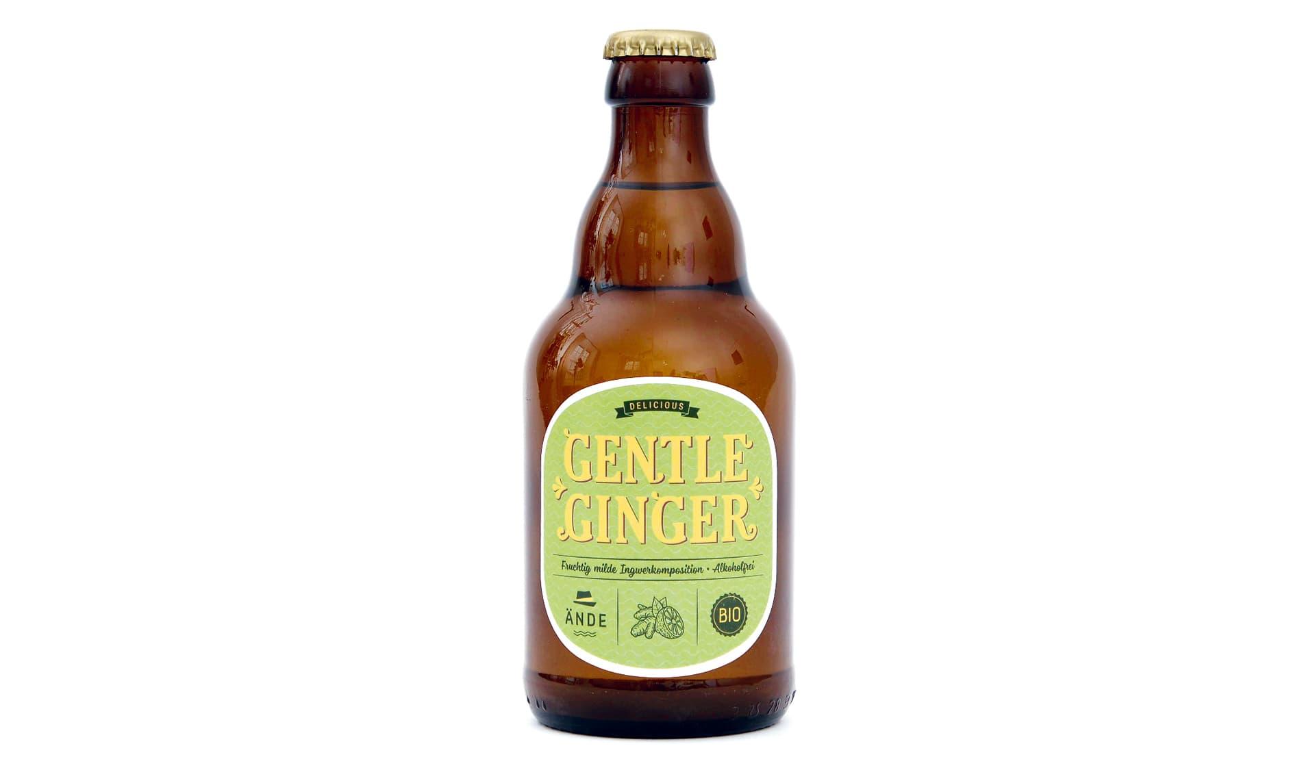 Ände Gentle Ginger (www.aende.eu)
