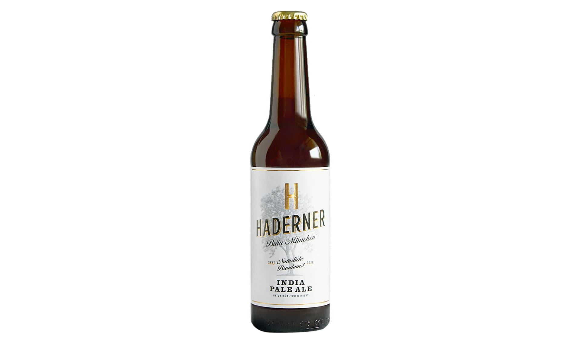 Haderner Bräu India Pale Ale (www.haderner.de)