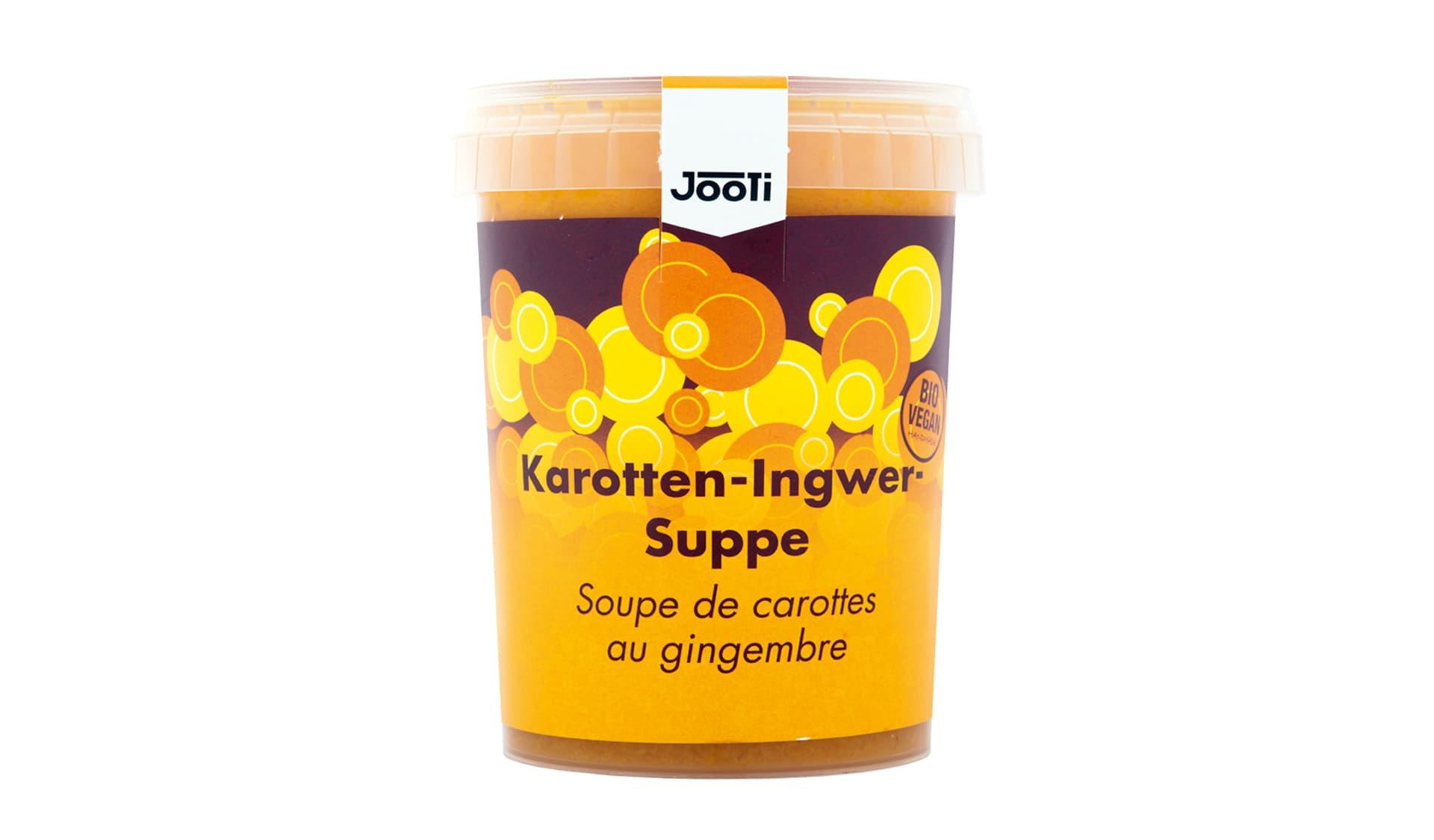 JooTi Karotten-Ingwer-Suppe (www.jooti.de)