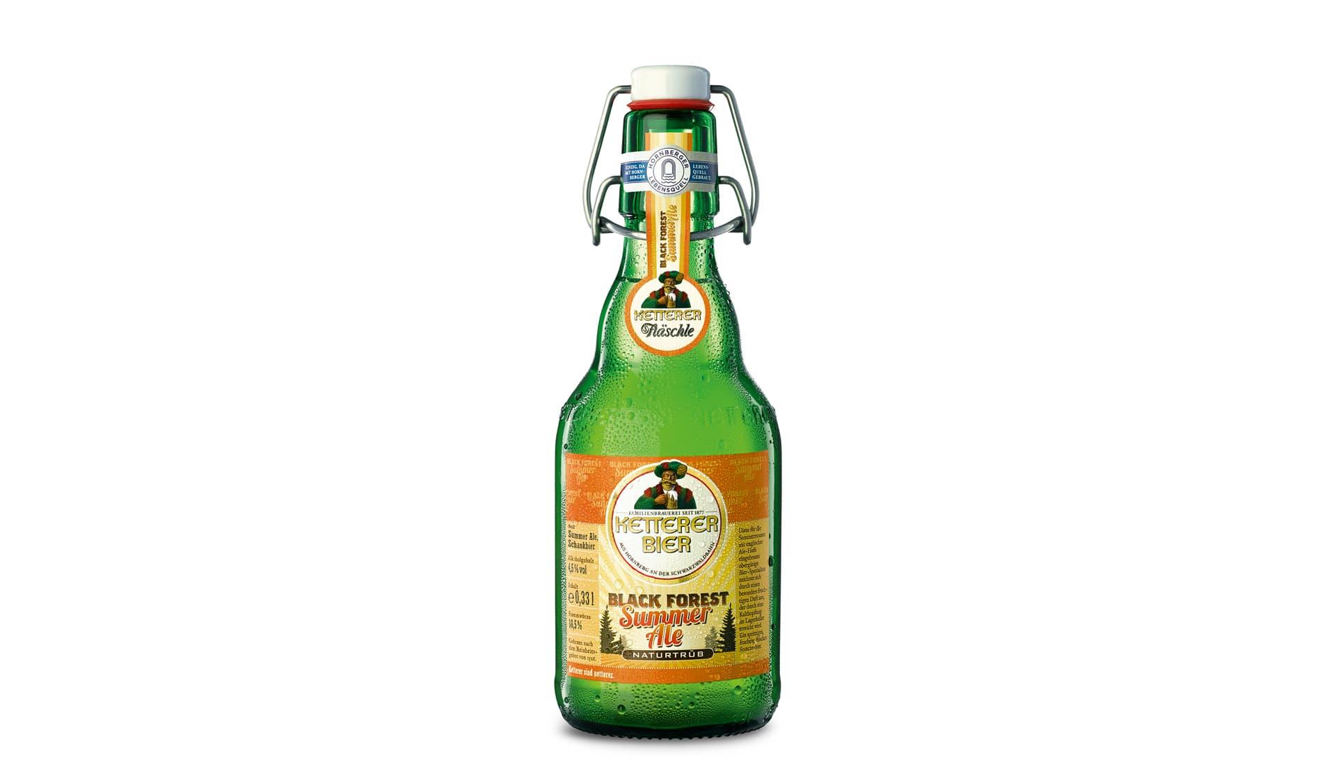 Hornberger Lebensquell Ketterer Summer Ale (www.kettererbier.de)