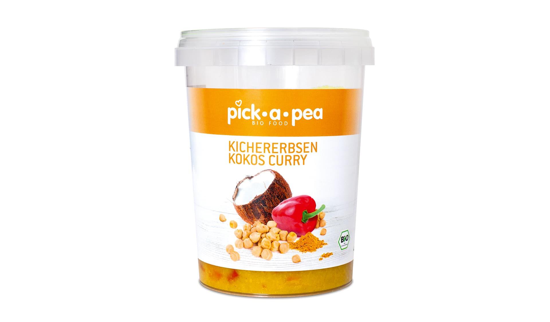 pick-a-pea Kichererbsen Kokos Curry (www.pick-a-pea.com)