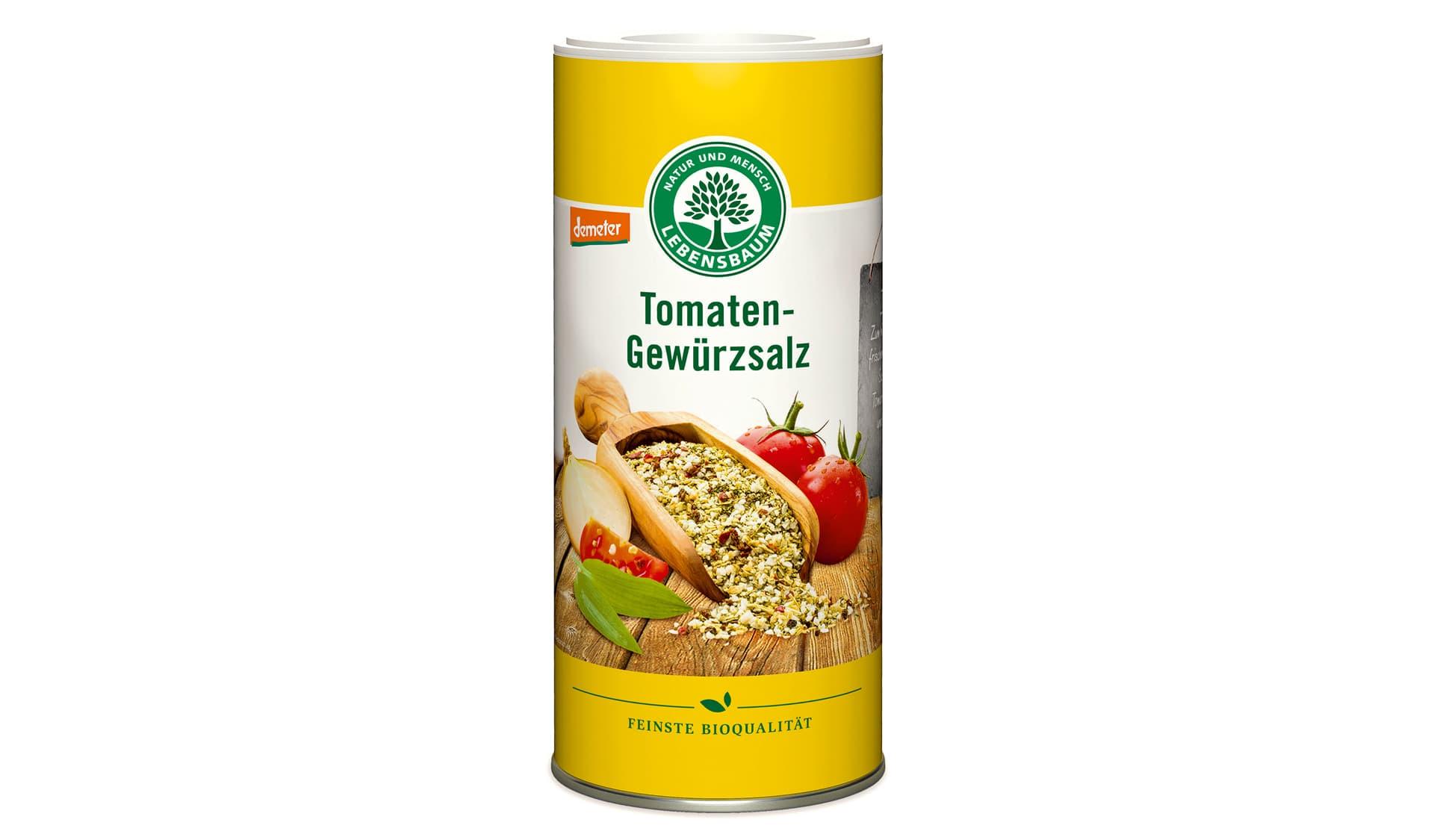 Lebensbaum Tomaten-Kräuter (www.lebensbaum.de)