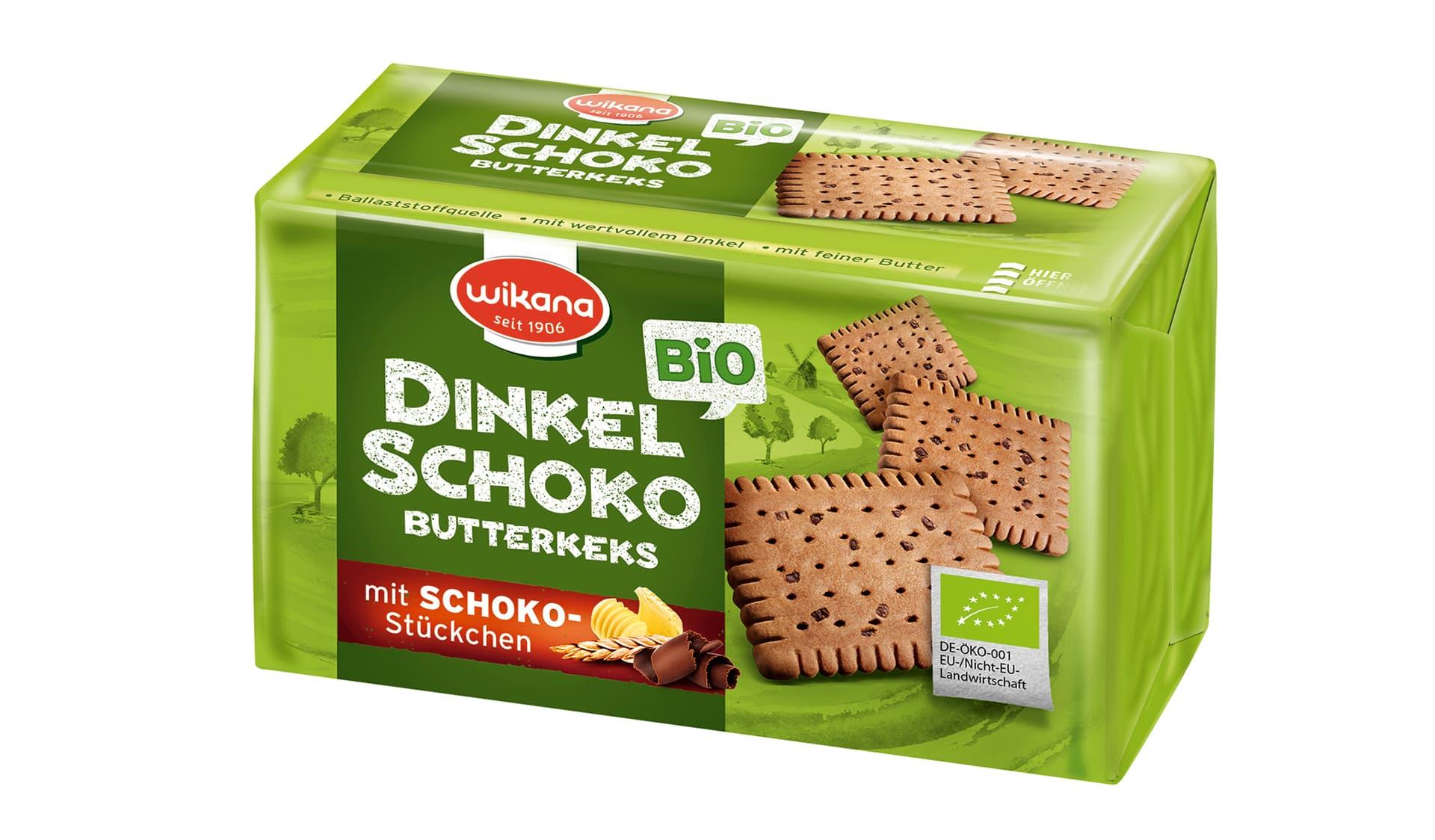 Wikana Dinkel Schoko Butterkeks (www.wikana.de)