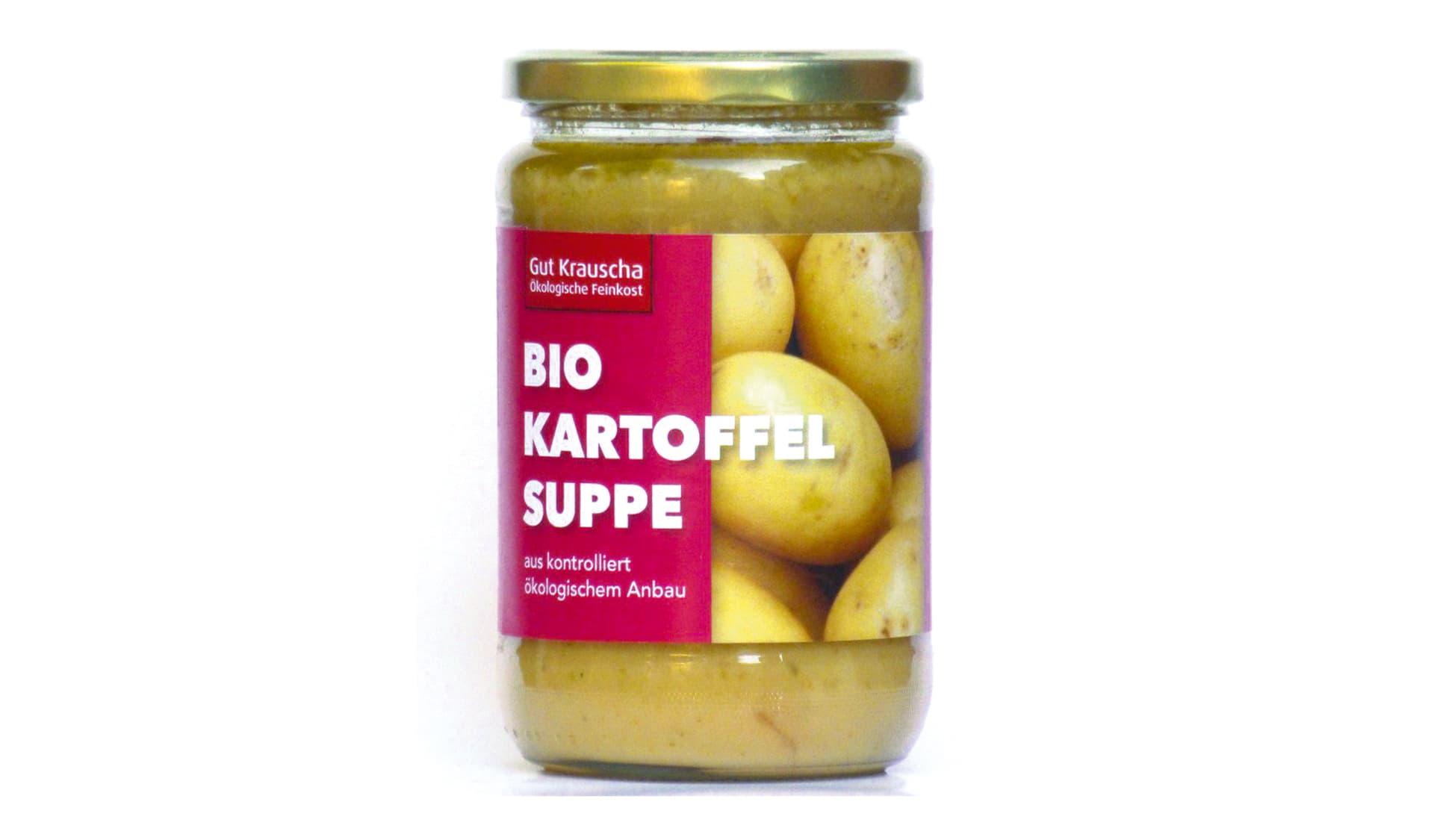 Gut Krauscha Bio Kartoffelsuppe (www.gut-krauscha.de)