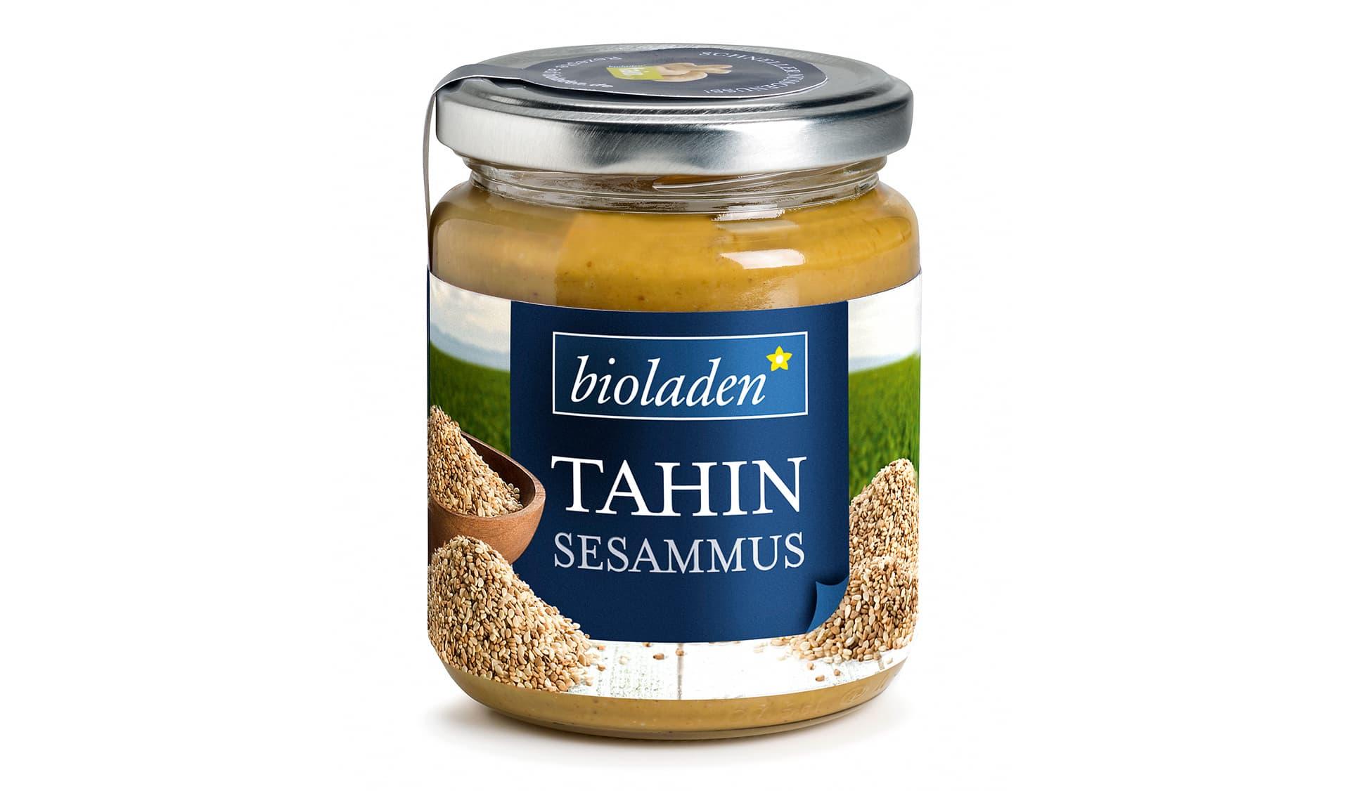 Bioladen Tahin, Sesammus (www.bioladen.de)