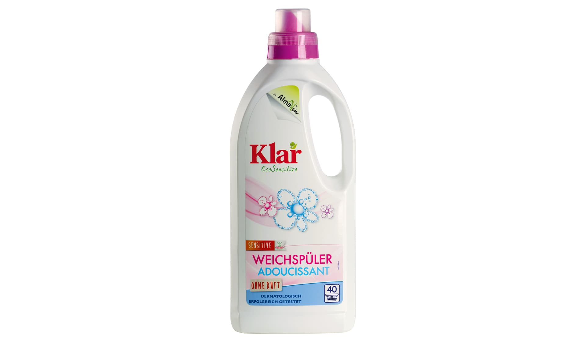 Klar (www.klar.org) Weichspüler