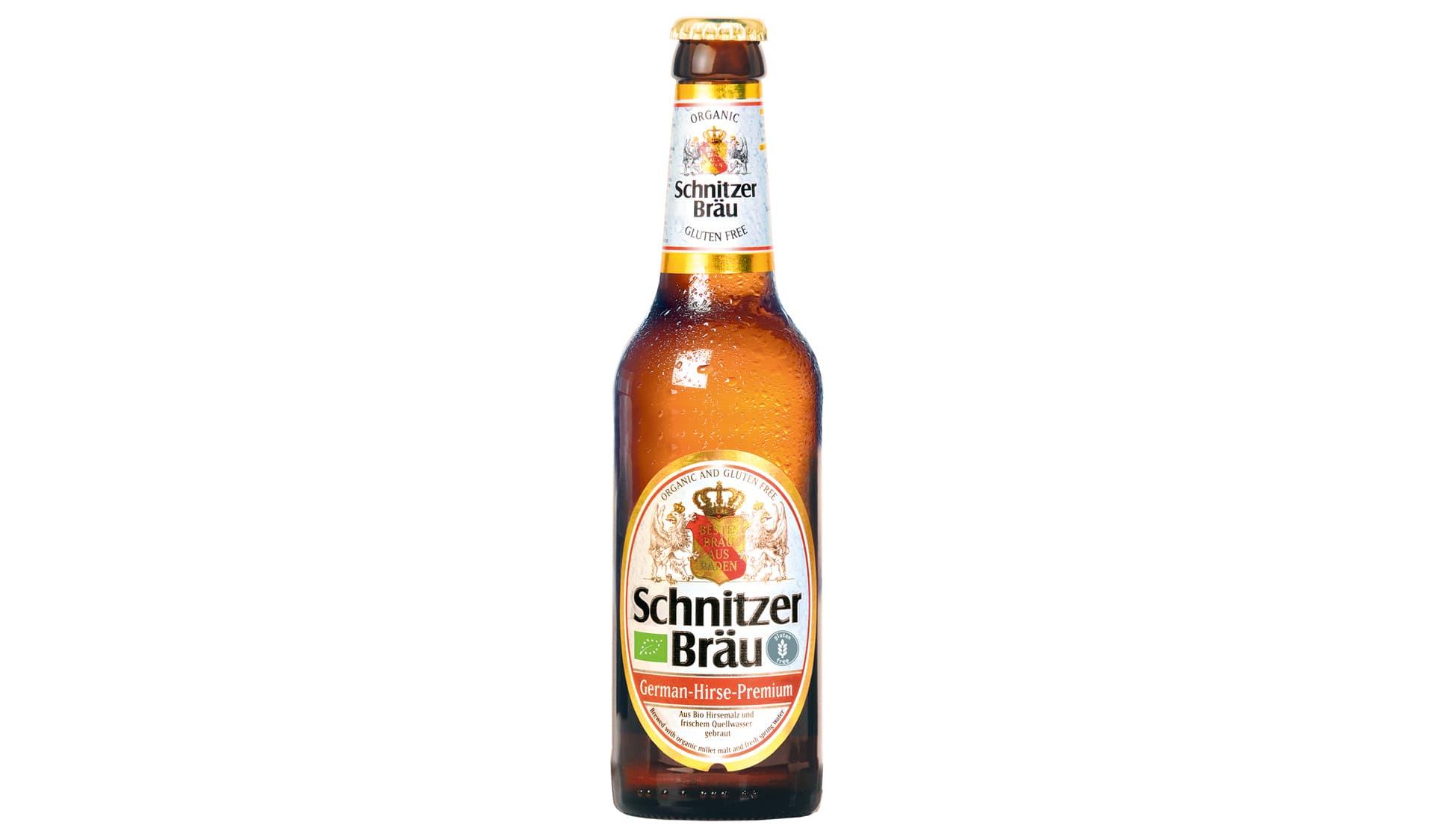 Schnitzer Bräu German Hirse-Premium (www.schnitzerbraeu.de)