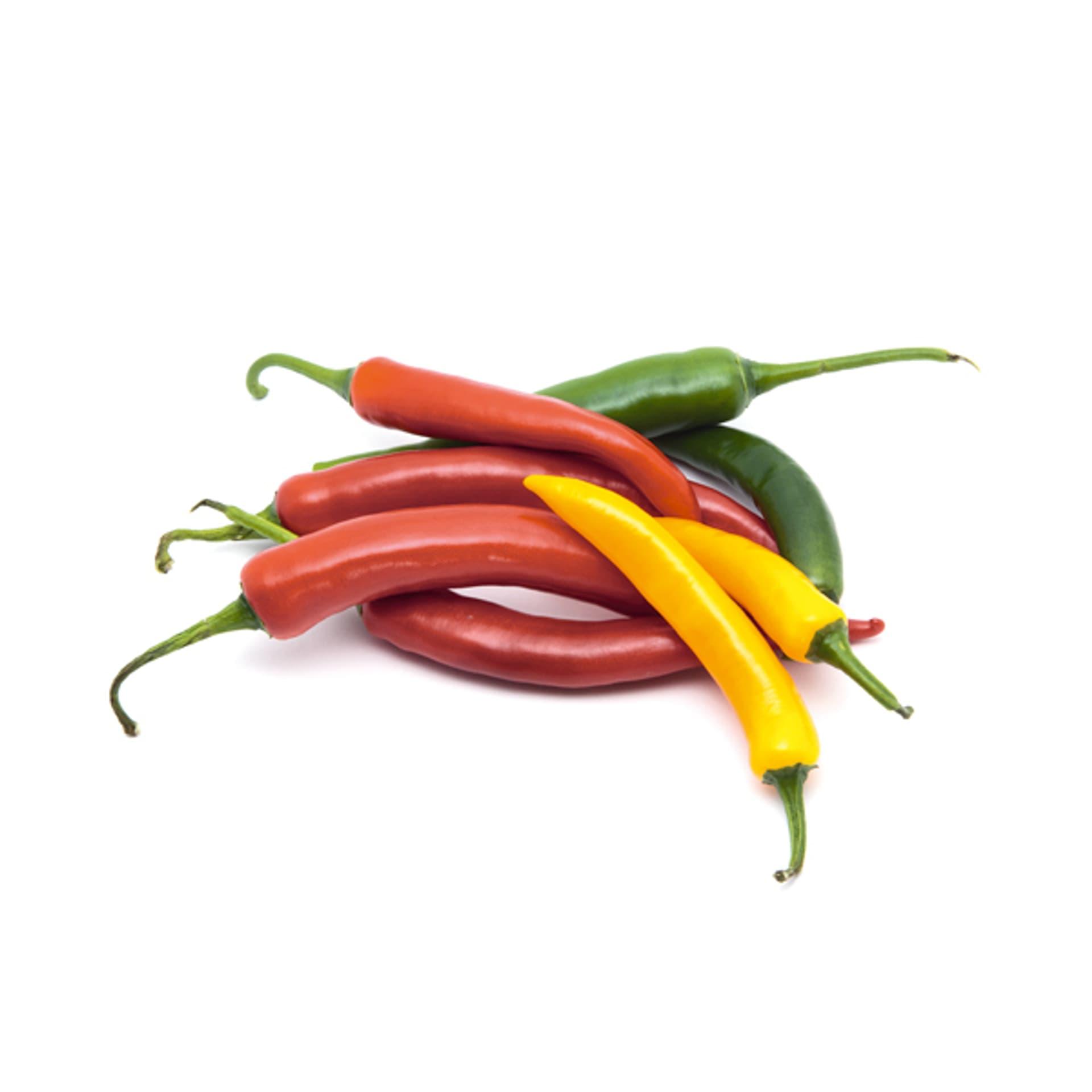 Chilis, Peperoni