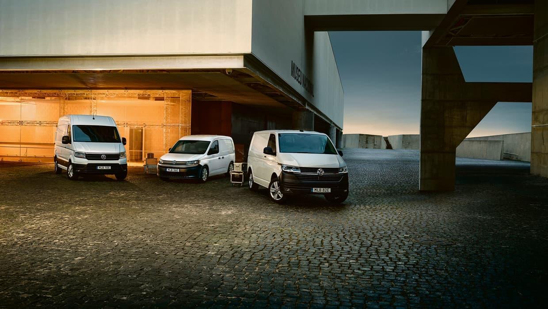 VW Transportbilar tillbehör