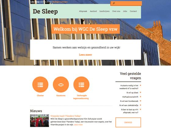 WGC De Sleep  - Erwin Heiser (FOCUS! bvba)