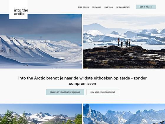 Into the Arctic - Erwin Heiser (FOCUS! bvba)