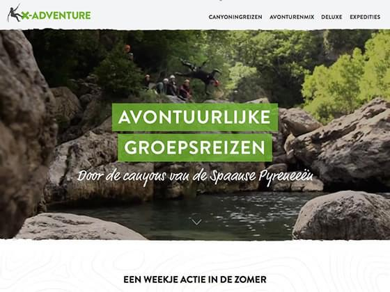 X-adventure - Erwin Heiser (FOCUS! bvba)