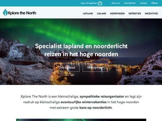 Xplore the North - Erwin Heiser (FOCUS! bvba)