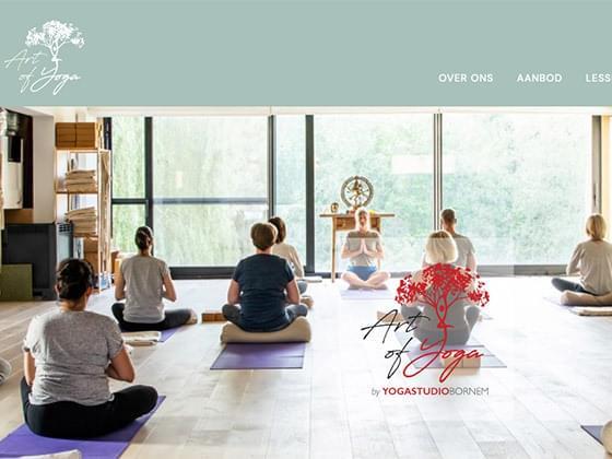 Yoga studio Bornem - Erwin Heiser (FOCUS! bvba)