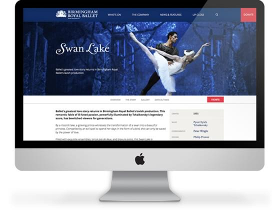 Birmingham Royal Ballet - Josh Angell
