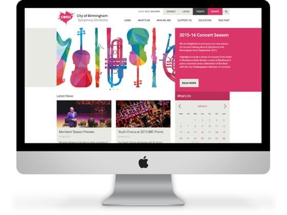 City of Birmingham Symphony Orchestra - Josh Angell