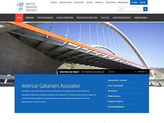 American Galvanizers Association - Foster Made