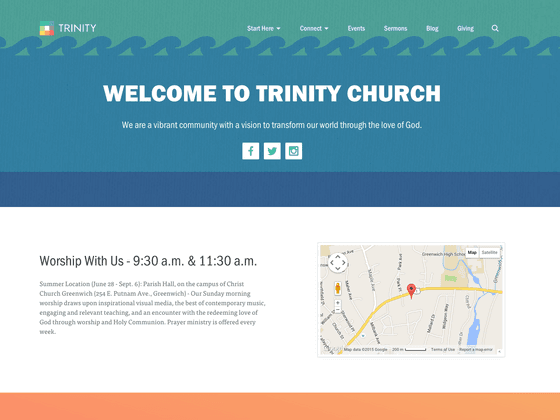 Trinity Church - Adam Randlett