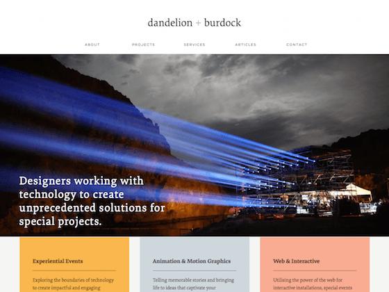 Dandelion + Burdock [performance optimization] - nystudio107