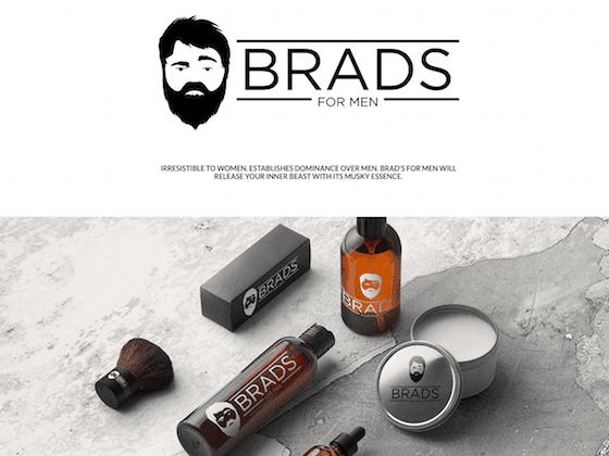 Brads for Men [Craft Commerce] - nystudio107