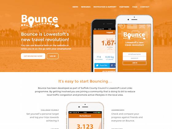Bounce Lowestoft - webdna
