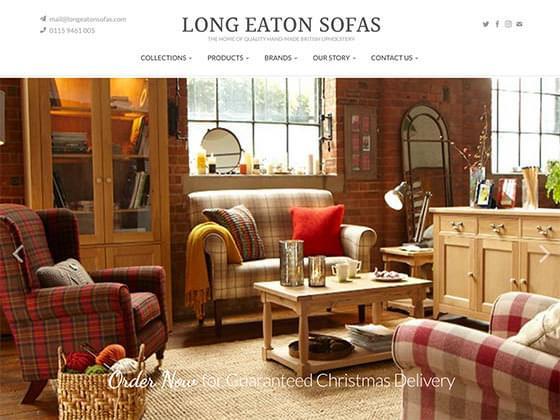 Long Eaton Sofas - webdna