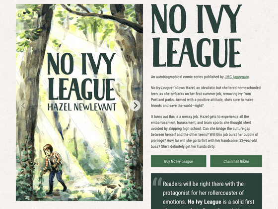 No Ivy League - Marion Newlevant