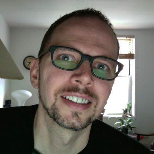 John Morton,  - Crafting since 2013