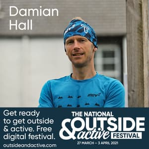 Damian Hall sq