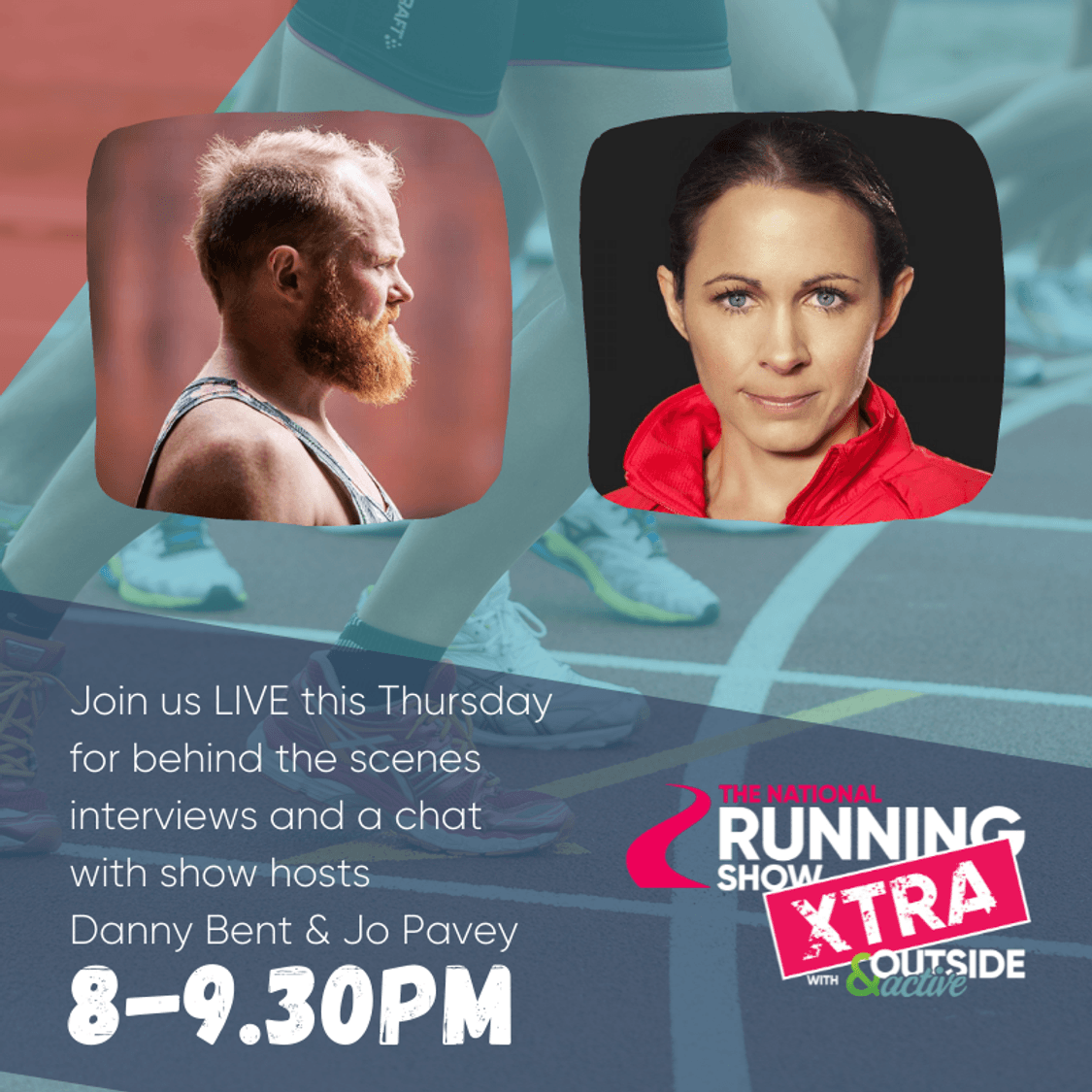 National Running Show Xtra Outside Active